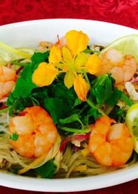 タイ料理 春雨サラダのヤムンセン♪