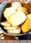 カッテージチーズのサクサクサブレ