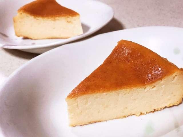 ベイクド チーズ ケーキ レシピ