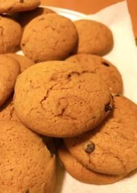 ホットケーキミックスチョコチップクッキー