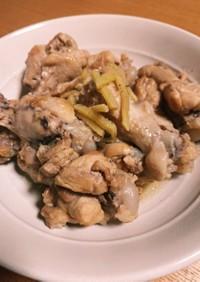 鶏手羽もとのサッパリ煮(低糖質)