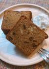 【グルテンフリー】紅茶といちじくのケーキ