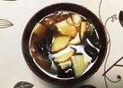 夫の好きな竹の子のお味噌汁