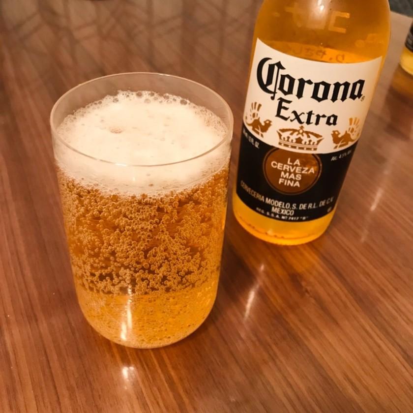 ちょい足しアレンジ★コロナビール