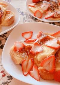 管理栄養士の卵 ふわとろフレンチトースト