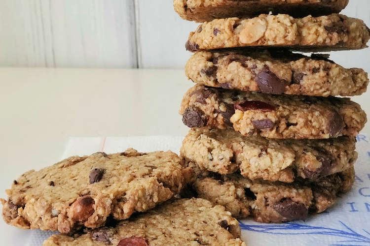 クッキー オートミール