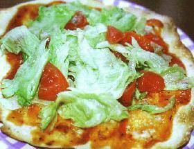 ピザサラダ