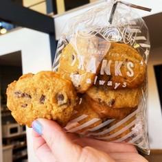 すぐできる!チョコナッツドロップクッキー
