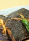 カレイの煮つけ(煮魚のたれ黄金比)