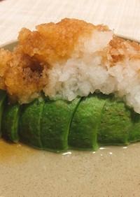 志麻さん♡アボカドと大根おろしのサラダ
