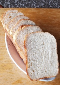 オートミール 蜂蜜 ミルク食パン HB