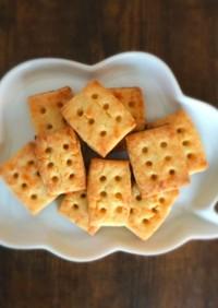 トースターde簡単♪チーズクッキー