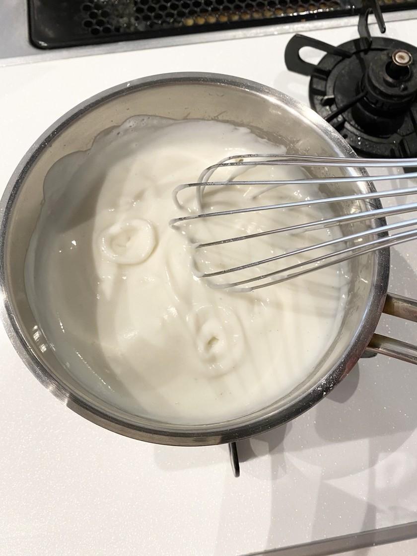 材料3種類‼︎簡単ホワイトソース