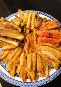 野菜のオーブン焼きイタリア風