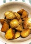 魚の煮汁で新じゃが煮(アレンジレシピ)