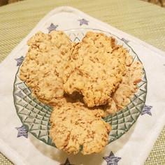オールブラン☆シナモン♪クッキー