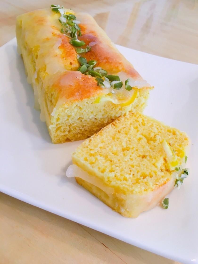 HM★バター無簡単レモンパウンドケーキ★