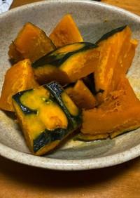 アイラップで簡単レンチンかぼちゃの煮つけ