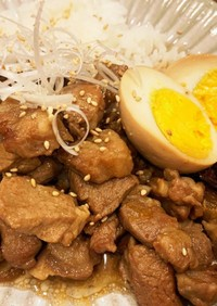 ルーローハン(魯肉飯)