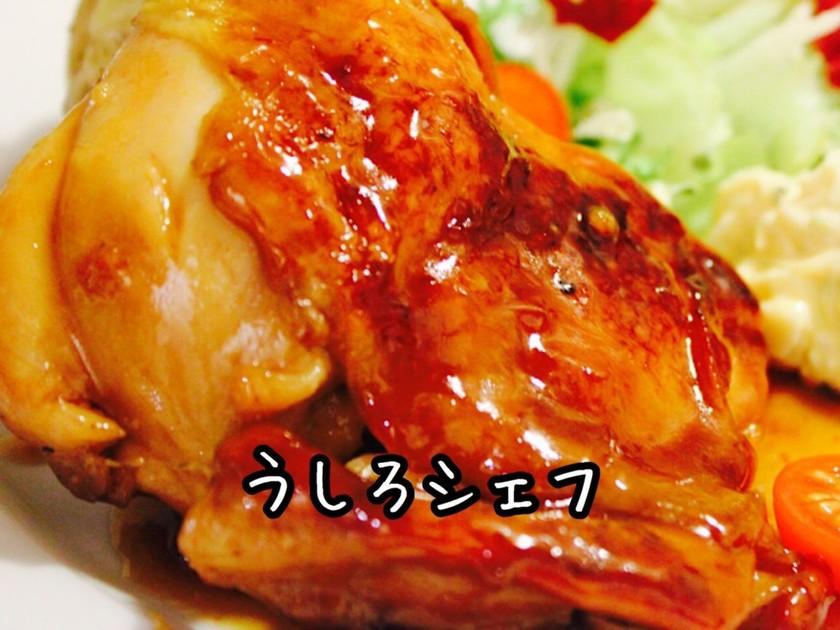 鶏の照り焼き 美味しすぎるので注意