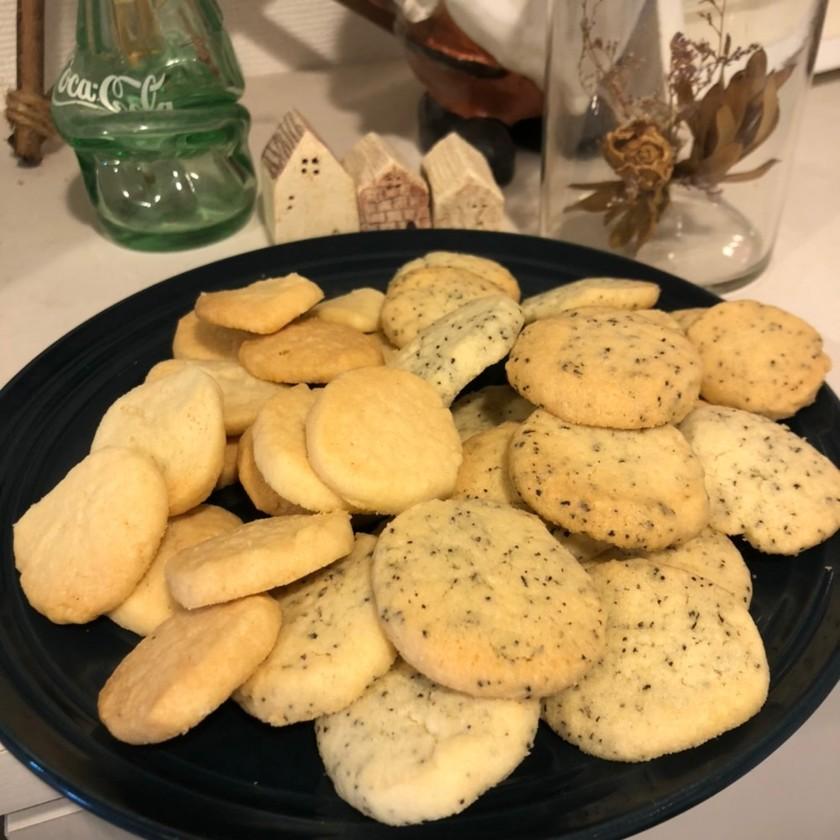 絶品!!4種のアイスボックスクッキー