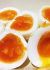 【簡単】半熟ゆで卵 おつまみにも!