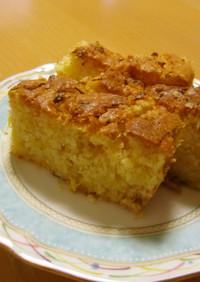 オレンジ パウンドケーキ サラダ油で♬