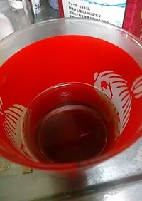 ゼライス紅茶ゼリー