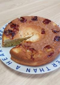 炊飯器deパウンドケーキ