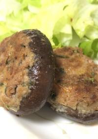 辛ラーメン粉末使用♡ピリ辛椎茸の肉詰め
