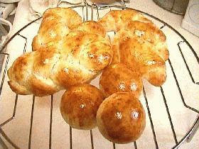 シルフィメイドの基本のレンジパン☆更新しました。