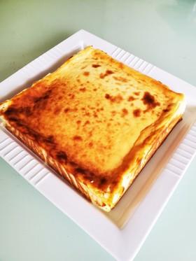 超なめらか濃厚バスク風チーズケーキ