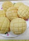 HBで作るメロンパン クッキー生地が最高