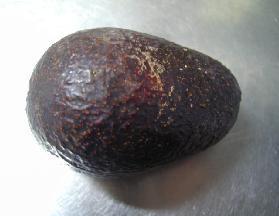 ディックのアボカドの食べ方__Mr Dick's simple recipe : Avocado