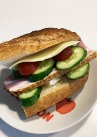 簡単☆サンドイッチ