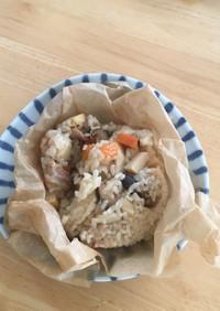 うるち米の中華ちまき