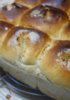 黒糖シュガーバター☆ちぎりパン