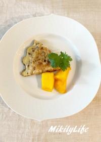 焼くだけ簡単残りご飯と薩摩芋のパンケーキ