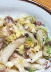 白菜&サバ缶サラダ!