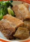 【簡単】梅酒と日本酒で作る豚角煮