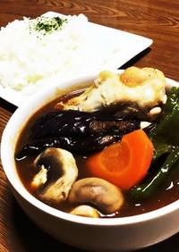 洋風スープカレー『デミグラス+カレー粉』