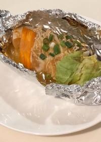 ☆簡単☆我が家の魚料理 鮭の味噌焼き