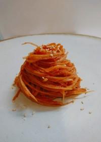 ジャキジャキごぼうビビン麺