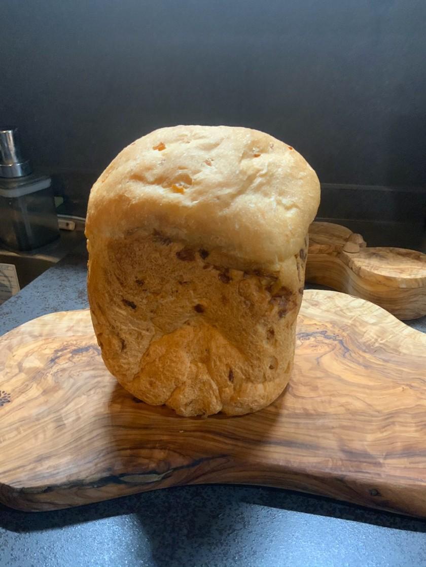 ローストオニオンが香る♪新玉葱のHBパン
