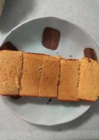 おからパウンドケーキ♪ヘルシー♡