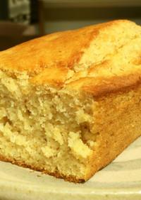 ヘルシーレモンケーキ