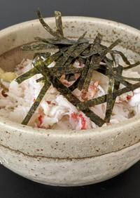 リアル蟹丼【おうちごはん】