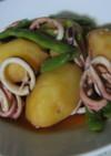 創味のつゆで簡単♪ジャガイモの煮物