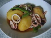 創味のつゆで簡単♪ジャガイモの煮物の写真