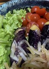茄子と新玉ねぎの南蛮漬け